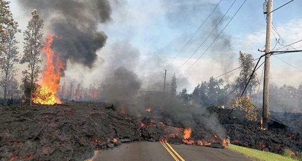 Photo of NASA опублікувало зйомки вулкану Кілауеа на Гаваях