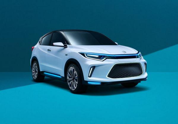 Photo of Honda HR-V став електричним концепт-каром