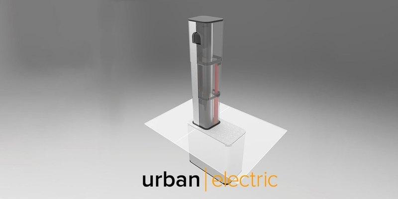 Photo of UEone: зарядки для електромобілів, які «ховаються» в тротуар