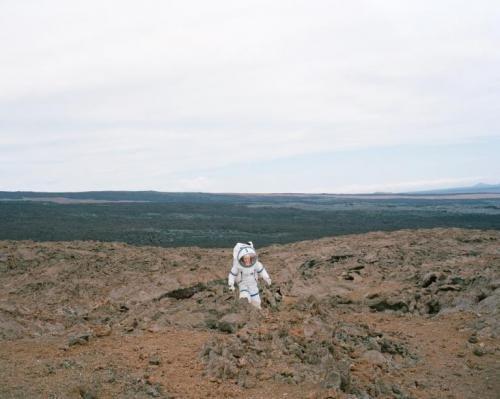 Photo of Фотограф опублікувала в інтернеті знімки з «марсіанського штабу» на Гаваях