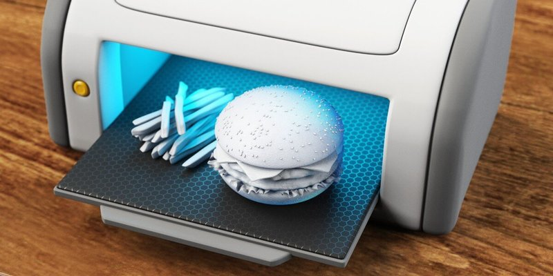 Photo of У Південній Кореї представили домашній принтер для друку їжі