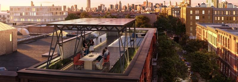 Photo of Brooklyn SolarWorks може перетворити майже будь-який дах в сонячний оазис