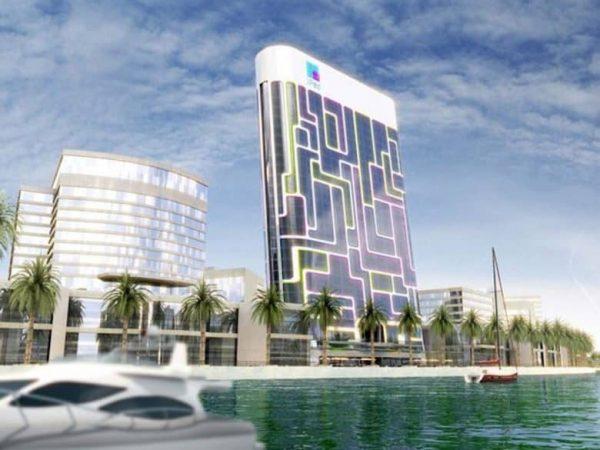 Photo of У Дубаї майже побудували гігантський iPod