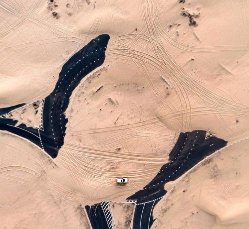 Photo of Як пустеля бере своє в Саудівській Аравії