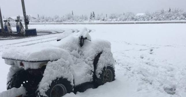 Photo of У червні на Аляску і штат Монтана повернулася зима