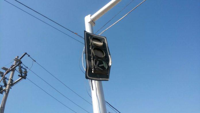 Photo of У Мексиці так спекотно, що плавляться світлофори