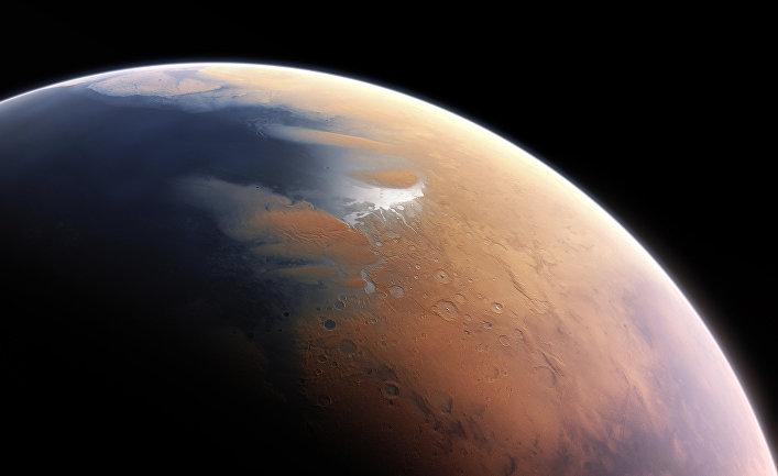 Photo of Величезне підземне озеро підвищує шанси, що на Марсі є життя