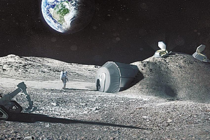 Photo of У NASA розповіли, коли на Місяці з'явиться перше поселення людей