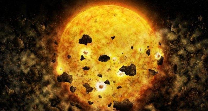 Photo of Вчені вперше спостерігали, як зірка поглинає планету