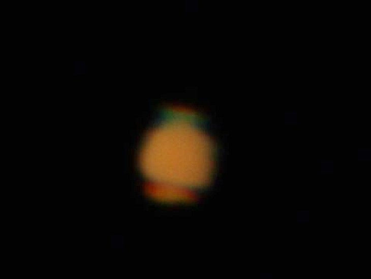 Photo of Марс наближається до Землі