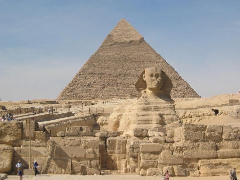 Photo of Вчені: На вершині піраміди Хеопса знаходилася сфера