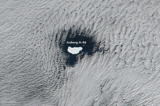 Photo of Дивовижні хмари на фото з орбіти