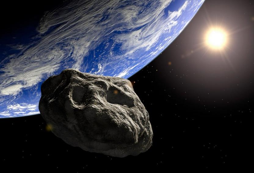 Photo of NASA: Астероїд RC 9 вересня наблизиться до Землі