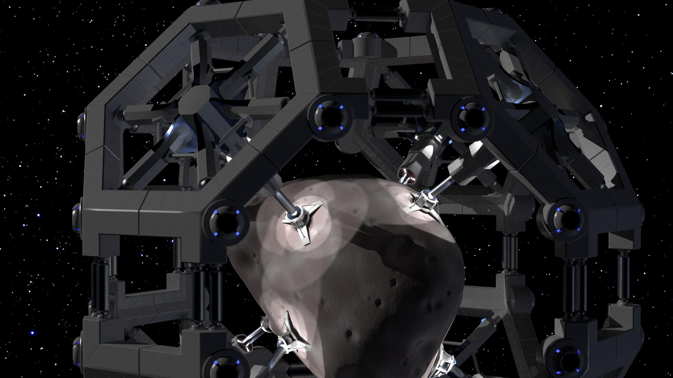 Photo of США планують видобувати корисні копалини в космосі