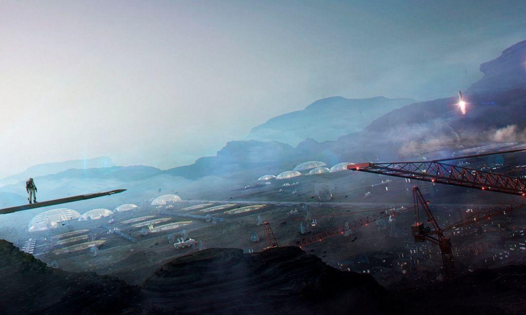 Photo of База перших поселенців на Марсі — VR-симуляція