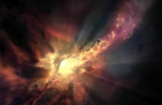 Photo of Астрономи спостерігали стародавній «галактичний вітер»