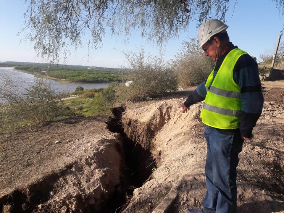Photo of Гігантська тріщина з'явилася в Аргентині (фото + відео)