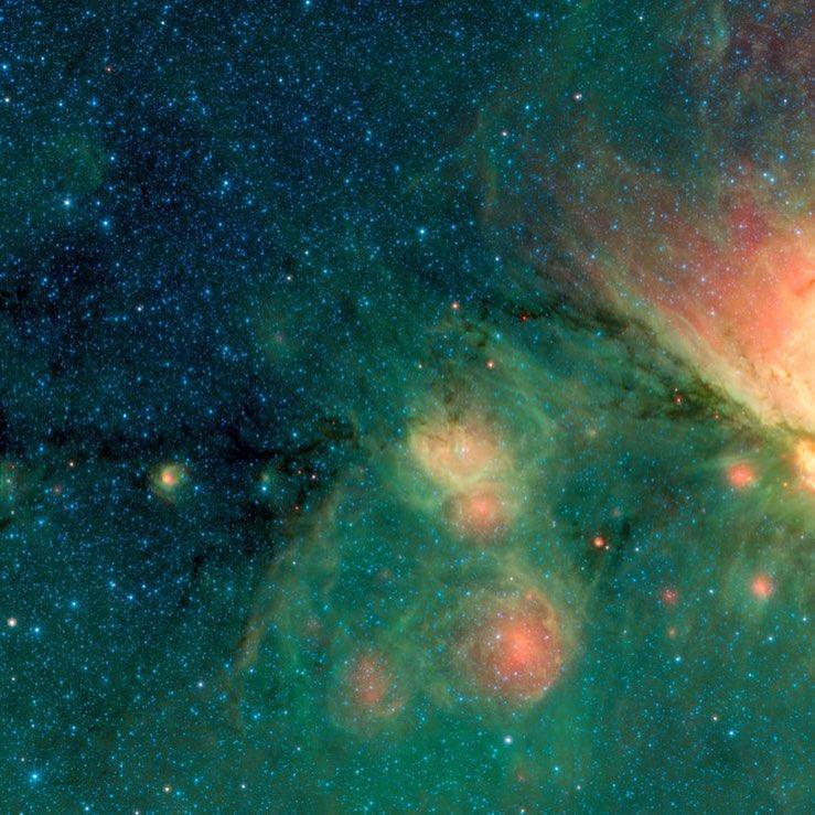 Photo of NASA показало в Instagram туманність «Котячої лапи»