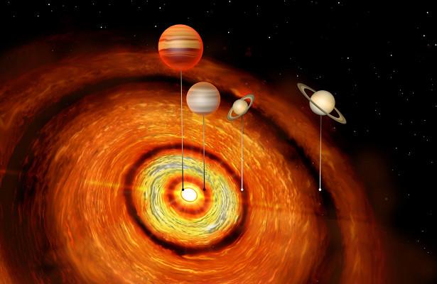 Photo of Виявлені аномальні планети з нез'ясовною поведінкою