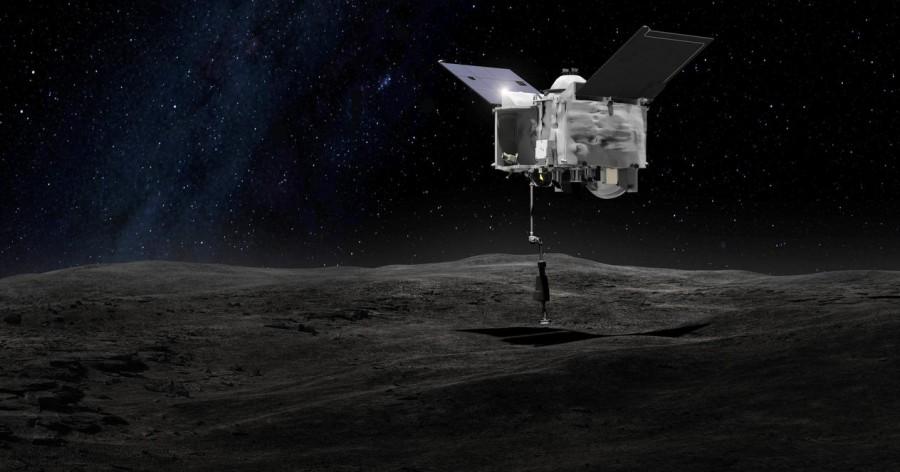 Photo of Обертання астероїда Бенну очима OSIRIS-REx