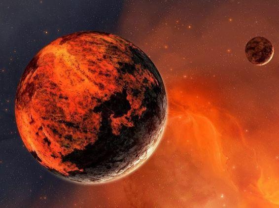 Photo of Вчений: Життя на Марсі є єдиною надією людства