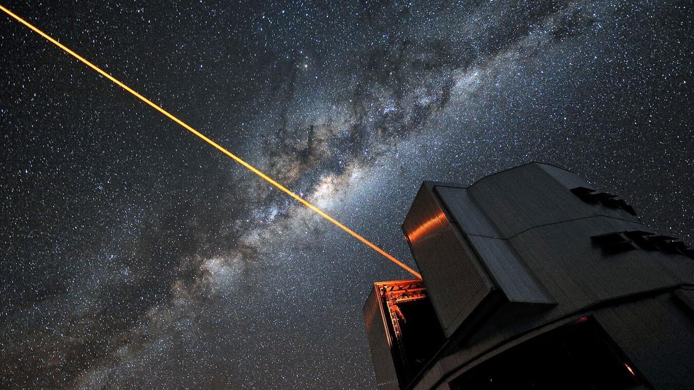 Photo of Потужний лазерний маяк вкаже, що Земля заселена