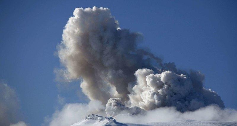Photo of Вулкани збільшують виділення метану з льодовиків