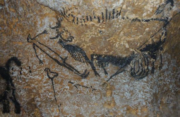 Photo of В печерному живописі знайшли зоряні карти