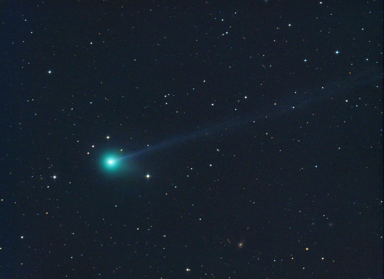 Photo of Опублікований знімок нової комети