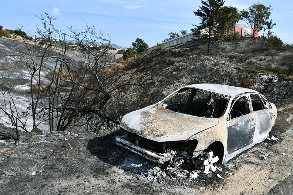 Photo of Наслідки катастрофічних пожеж у Каліфорнії