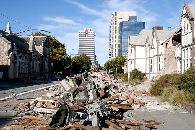 Photo of Землетрус змістив острова Нової Зеландії
