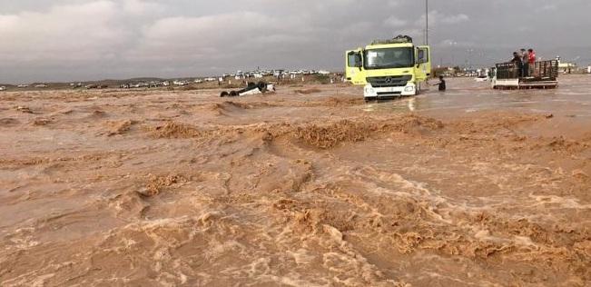 Photo of Аномальна повінь в Саудівській Аравії (фото + відео)