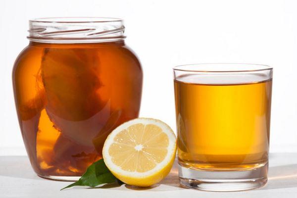 можно ли похудеть если пить чайный гриб