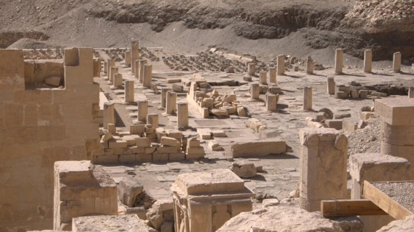 Photo of Американський професор археології розповів про війни стародавніх єгиптян з мертвими
