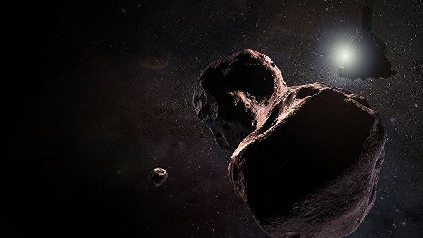 Photo of Зонд New Horizons передав нові знімки незвичайного астероїда