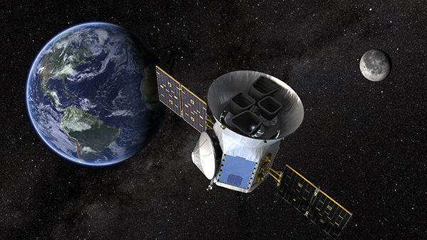 Photo of Супутник НАСА знайшов ще одну екзопланету