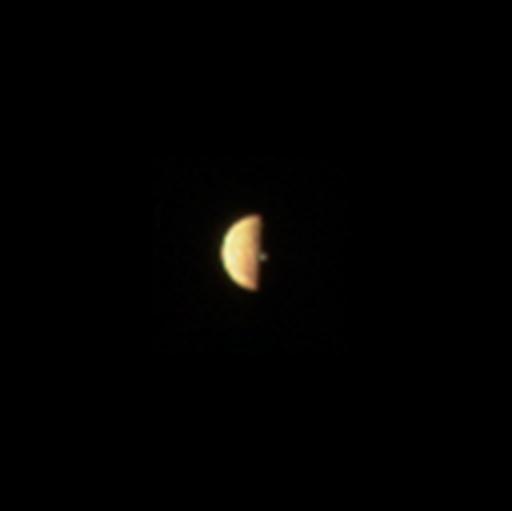 Photo of У NASA показали виверження вулкана на супутнику Юпітера