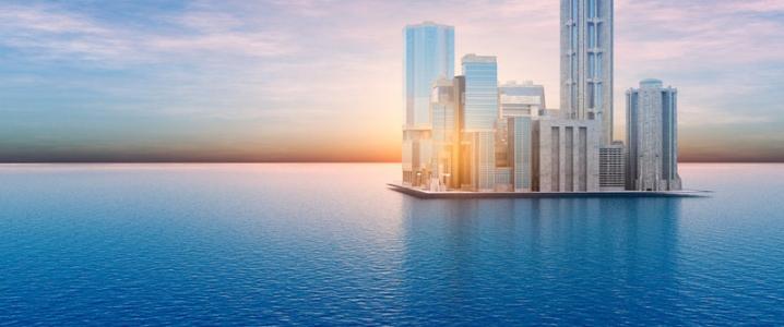 Photo of Автономні плавучі острови можуть незабаром стати реальністю