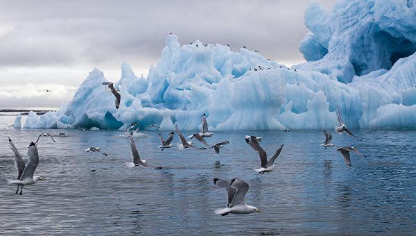 Photo of Температура в Арктиці говорить про фундаментальні зміни клімату