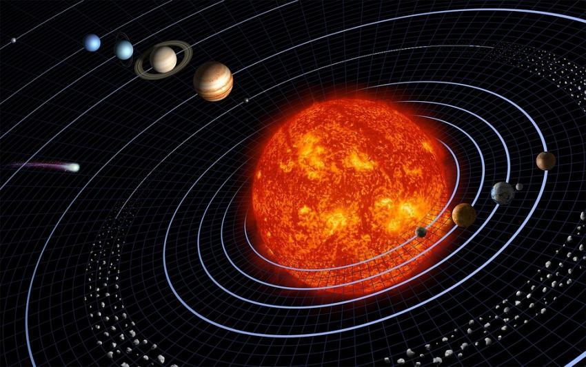 Photo of Вчені з Великобританії стверджують, що Земля рухається по квадратній орбіті