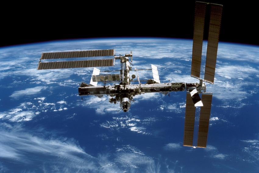 Photo of Астронавт NASA Христина Кох показала відео Південного Сяйва з космосу