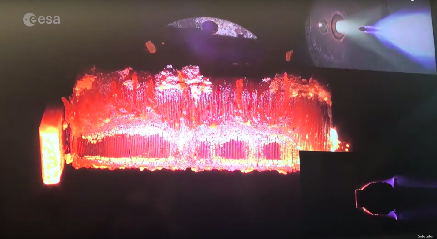 Photo of Європейське космічне агентство показало, як супутники згорають в атмосфері Землі
