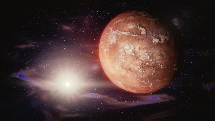 Photo of На знімках Марса помітили загадкову шестигранну структуру