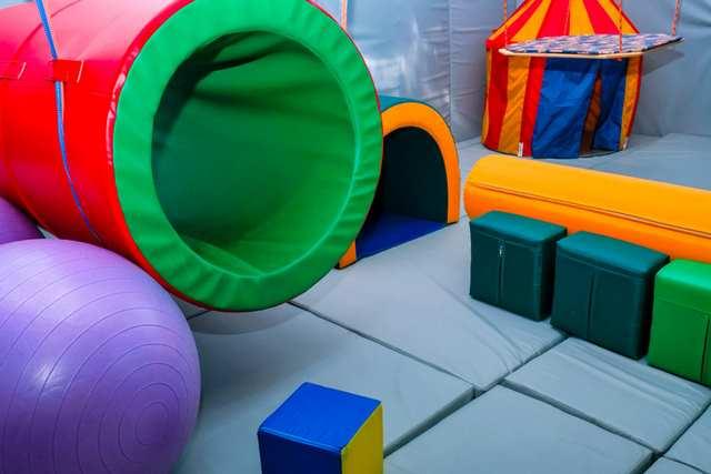 обладнання для дитячих розважальних центрів