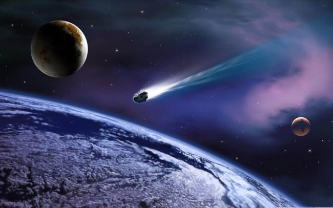 Photo of Виявлені сліди метеорита, що впав в Атлантику 35 млн років тому
