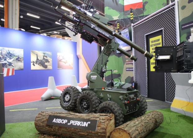 Photo of Польські інженери перетворили шестиколісний робота в зенітний комплекс