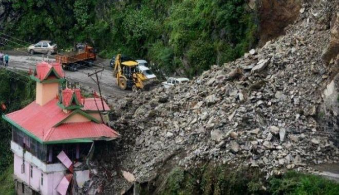 Photo of В індійському штаті Уттаракханд зійшов зсув: 1 людина загинула, 2 поранені