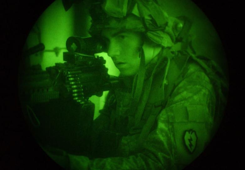 Photo of Ін'єкції в очі дозволять солдатам бачити вночі
