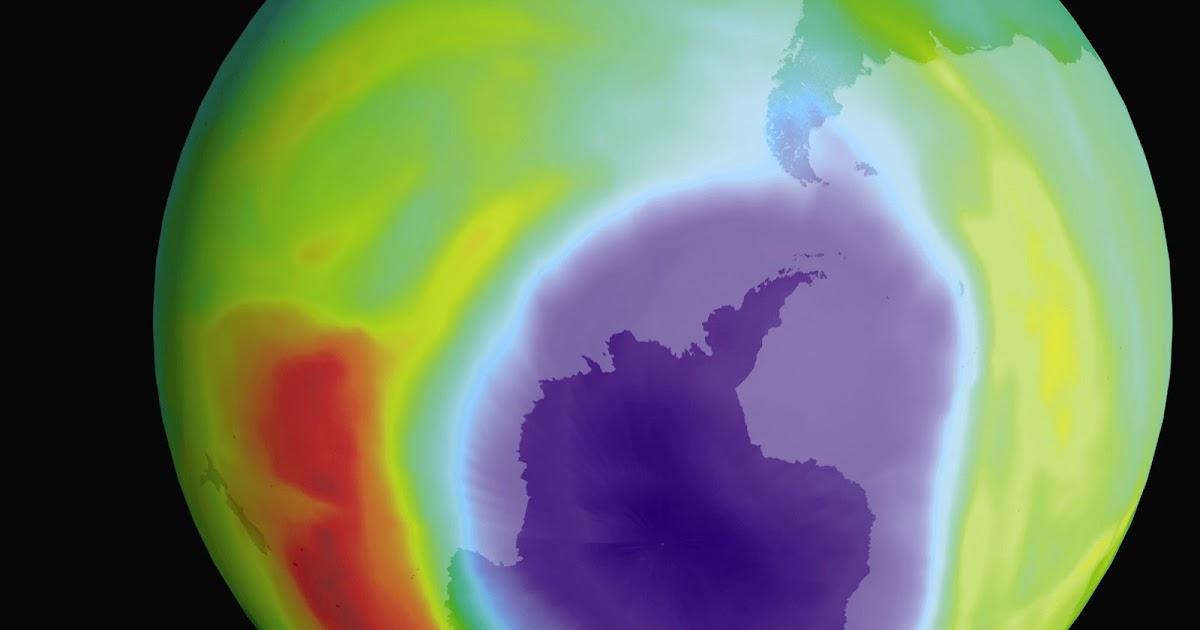 Photo of Дослідження: при поточних викидах озоновий шар відновиться до 2060 року