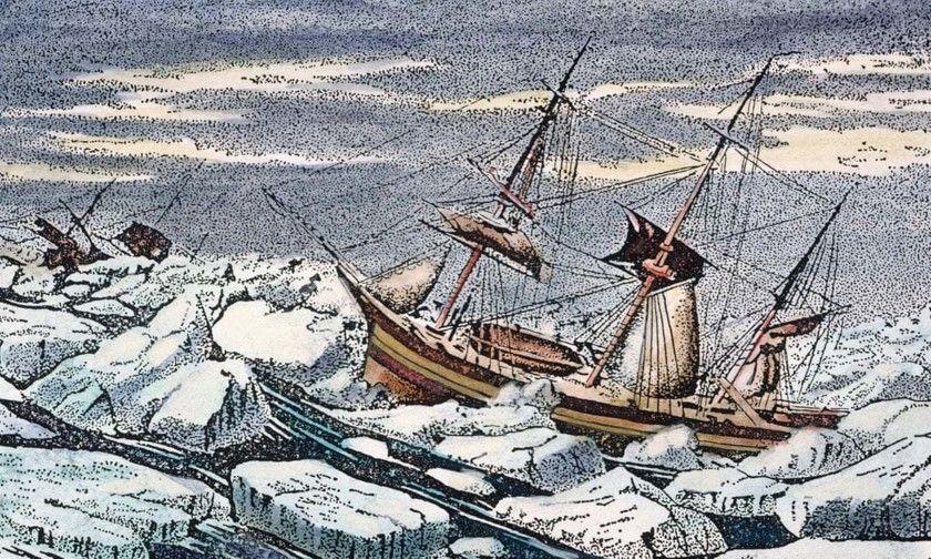 Photo of Вчені показали відео з «проклятого корабля»
